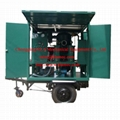 Mobile type Transformer oil purifier oil