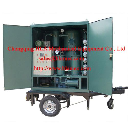 Mobile type Transformer oil purifier oil cleaner oil filtration oil purification 2