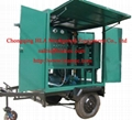 Mobile type Transformer oil purifier oil cleaner oil filtration oil purification 3