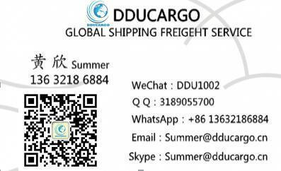 Ocean freight from China to Australia door to door service 2