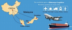 Shipping From China To Malaysia by sea