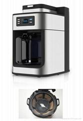 磨豆咖啡机