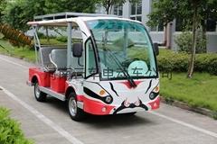 河南電動觀光車|鄭州電動觀光車|洛陽電動觀光車供應