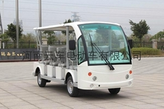 南陽電動觀光車|漯河電動遊覽車|駐馬店觀光車