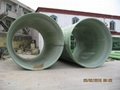FRP/GRP filament winding pipe