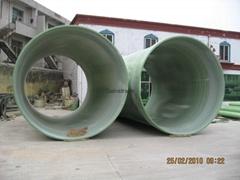 玻璃鋼(夾砂)管道