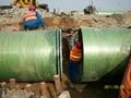 玻璃鋼(夾砂)管道 3
