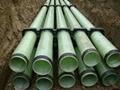 玻璃钢电缆保护管 1
