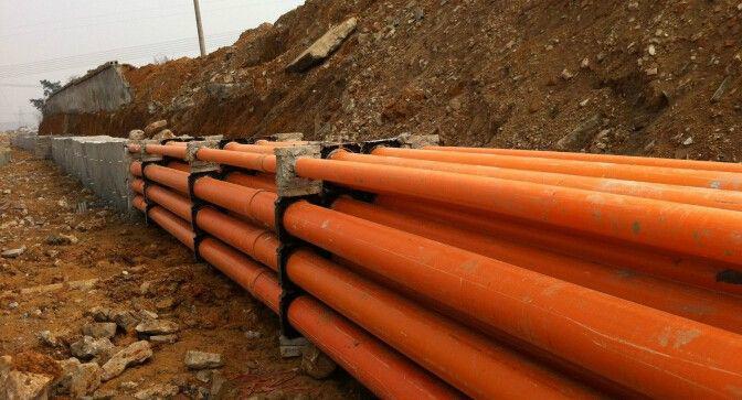 玻璃钢电缆保护管 3