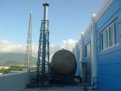 FRP chimney pipe