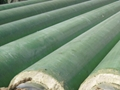 FRPGRP insulation pipe
