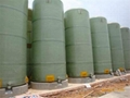FRPGRP tank for HCL storage 3