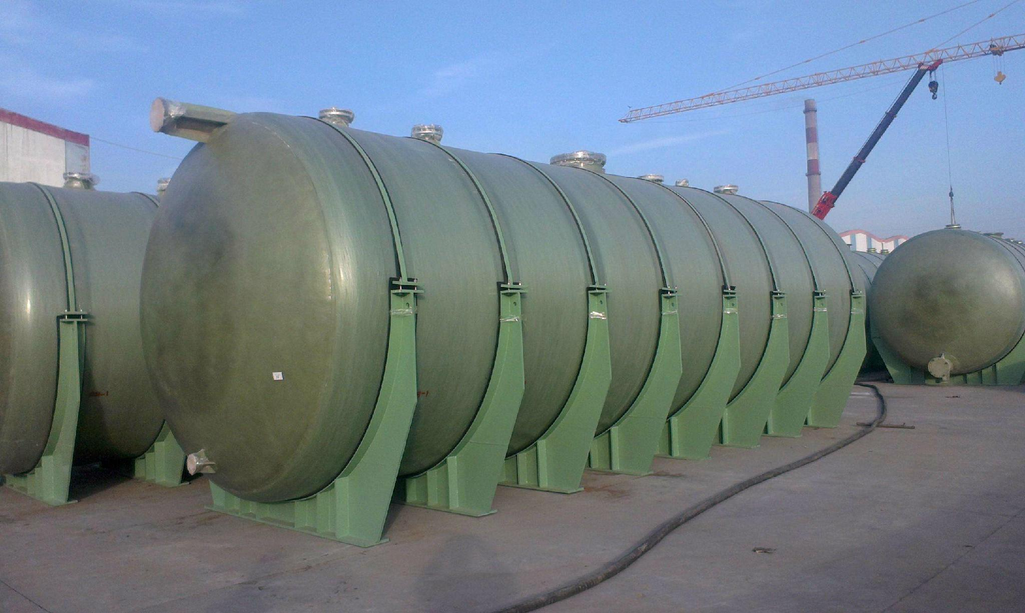 FRPGRP tank for HCL storage 5