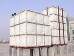 玻璃鋼飲用水水箱