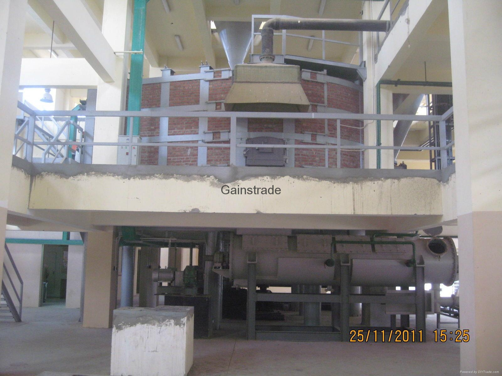 Mannheim potassium sulphate production line 1