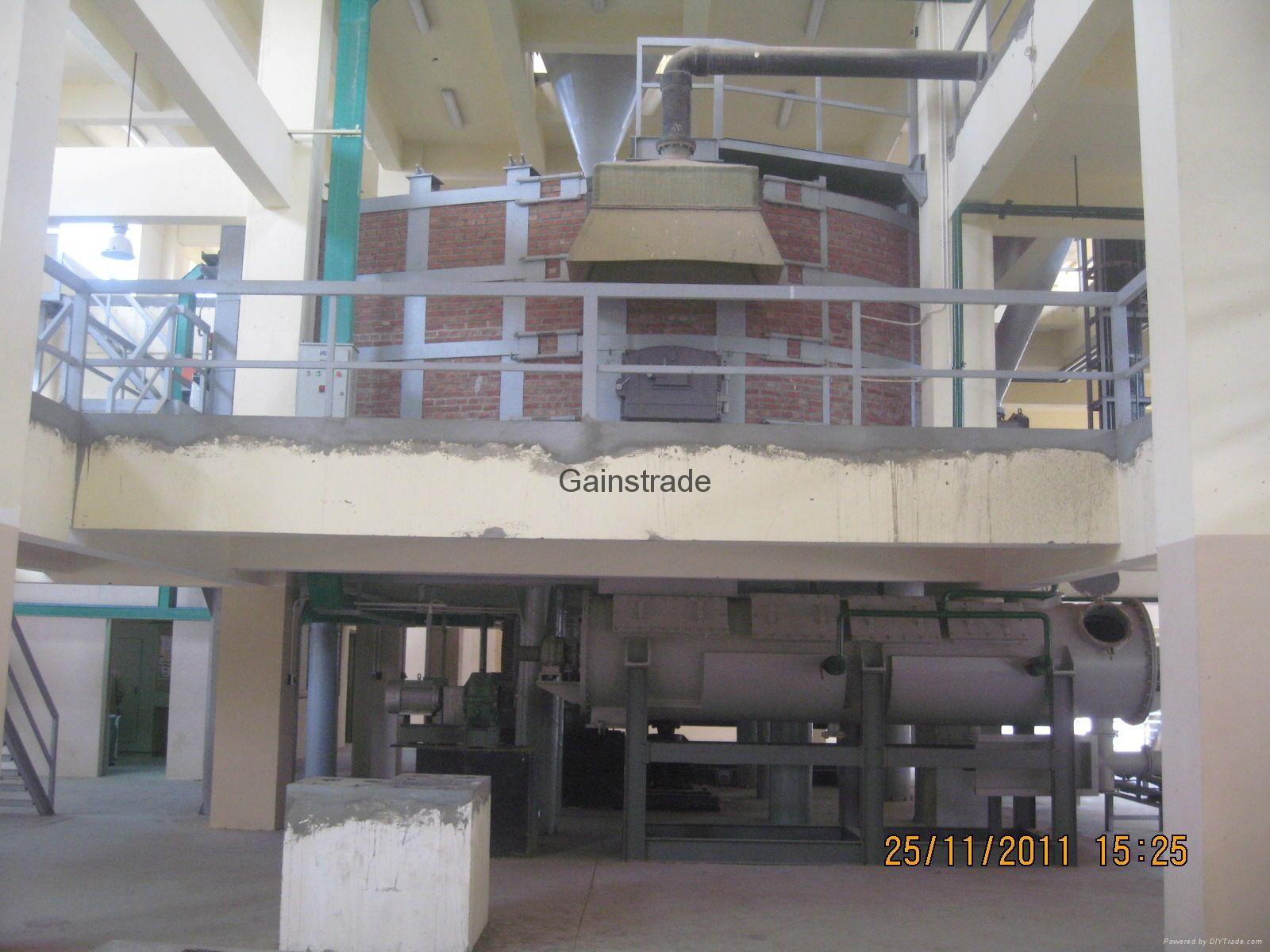 曼海姆工藝硫酸鉀生產設備及技術
