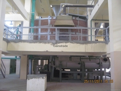 Mannheim potassium sulphate production line