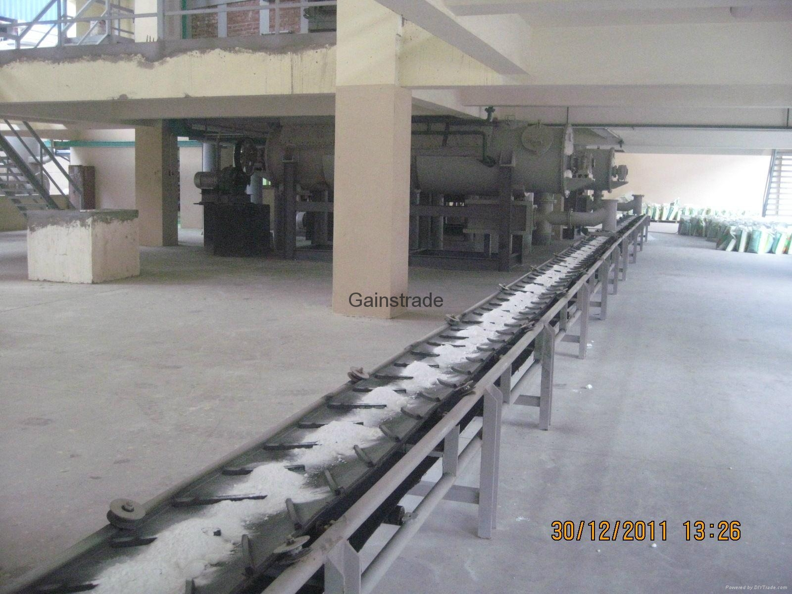 Mannheim potassium sulphate production line 3