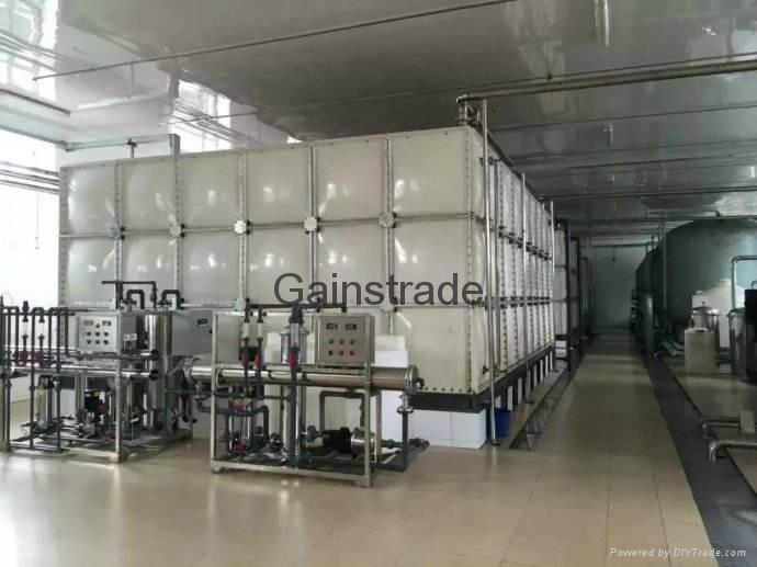 玻璃钢水箱 3
