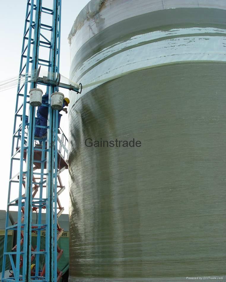GRP pipe  filament winding machine 2