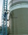微機控制玻璃鋼管道儲罐纏繞設備 2