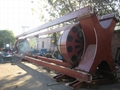 FRP/GRP pipe  filament winding machine 4