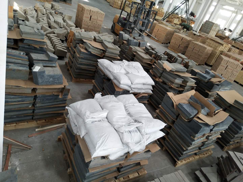 refractory bricks for mannheim potassium sulphate  furnace 1