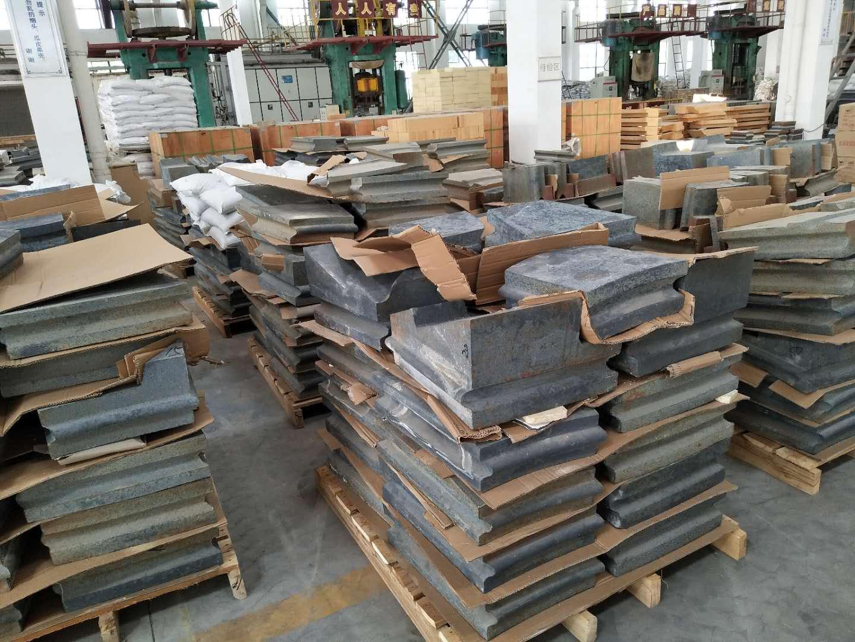 refractory bricks for mannheim potassium sulphate  furnace 4