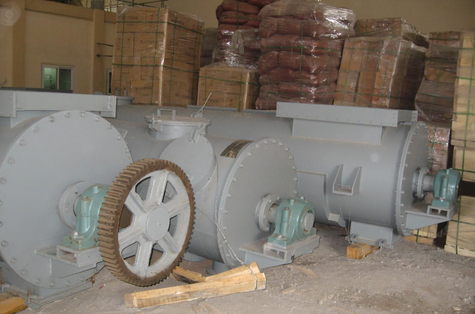 50% SOP making equipments with MOP and 98% H2SO4 1