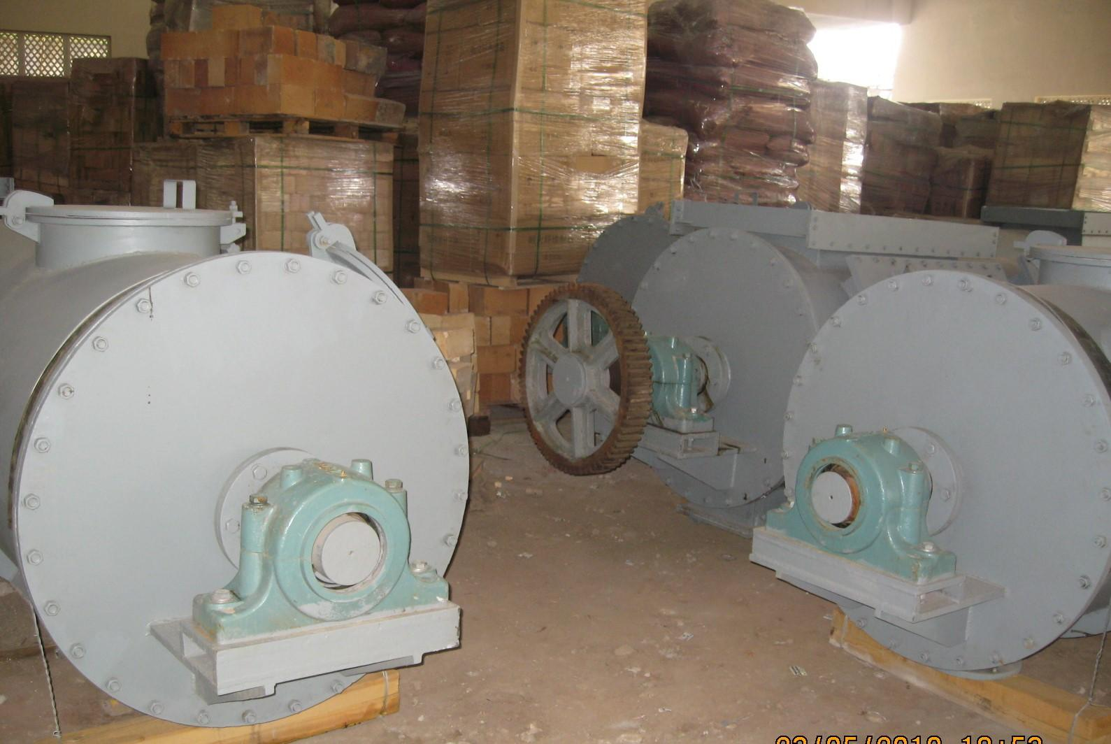 50% SOP making equipments with MOP and 98% H2SO4 13