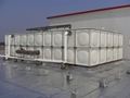 FRP/GRP panel tank for drinking water 3