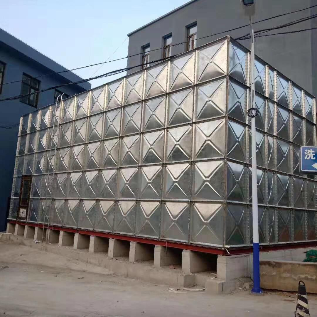 FRP/GRP panel tank for drinking water 7