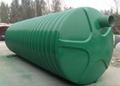 FRP septic tank 10