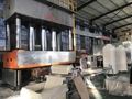 4 columns hydraulic press for composite material(FRP/GRP) forming