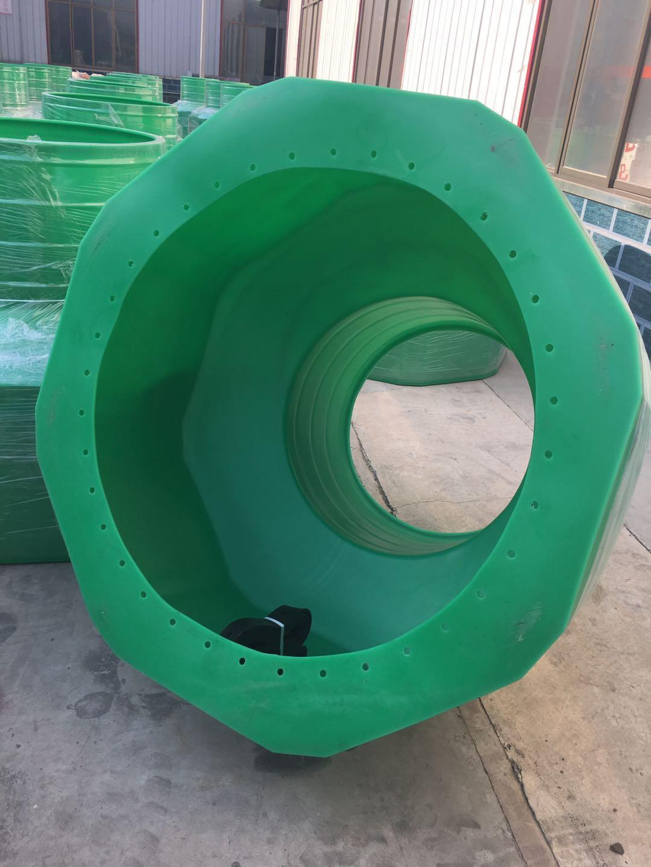 S/F dual-layer underground petrol storage tank 12