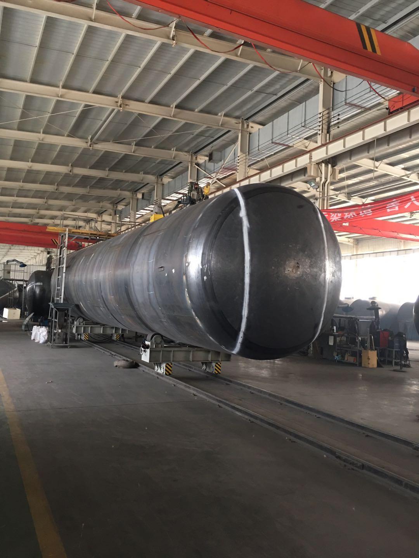 S/F dual-layer underground petrol storage tank 13