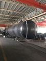 S/F dual-layer underground petrol storage tank