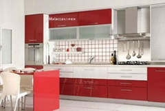 YALIG UV Kitchen Cabinets