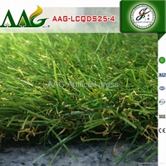 Artificial grass for Landscaping four colors