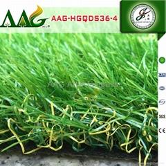 Green carpet four colors artificial grass turf for home gardening public decorat