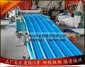 佛山工廠直銷金塑upvc復合防腐輕鋼結構瓦 4