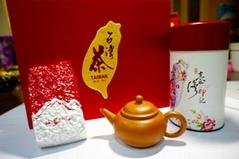 臺灣 阿里山高山烏龍茶