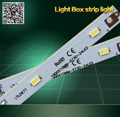 LED捲簾燈