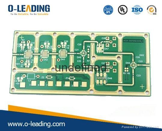 UL certificate motherboard pcb fr4 glass epoxy pcb  4