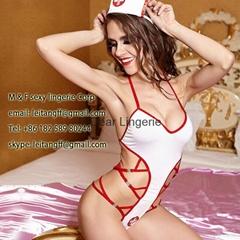 Plus size Adult Nurse Co