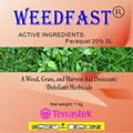 Agrochemical Herbicide Paraquat  Weed