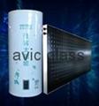 mosaic vertical solar water heater 1