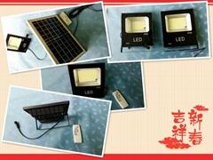 乐亿迪工厂定制户外太阳能LED灯船用太阳能充电LED灯庭院防水路灯