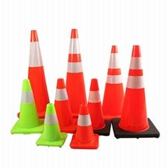 Hot Sale Orange Traffic Cones Parking Cones for Road Safety