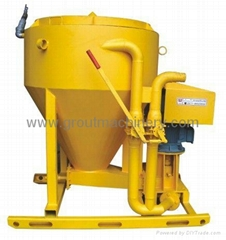 collodial grout mixer